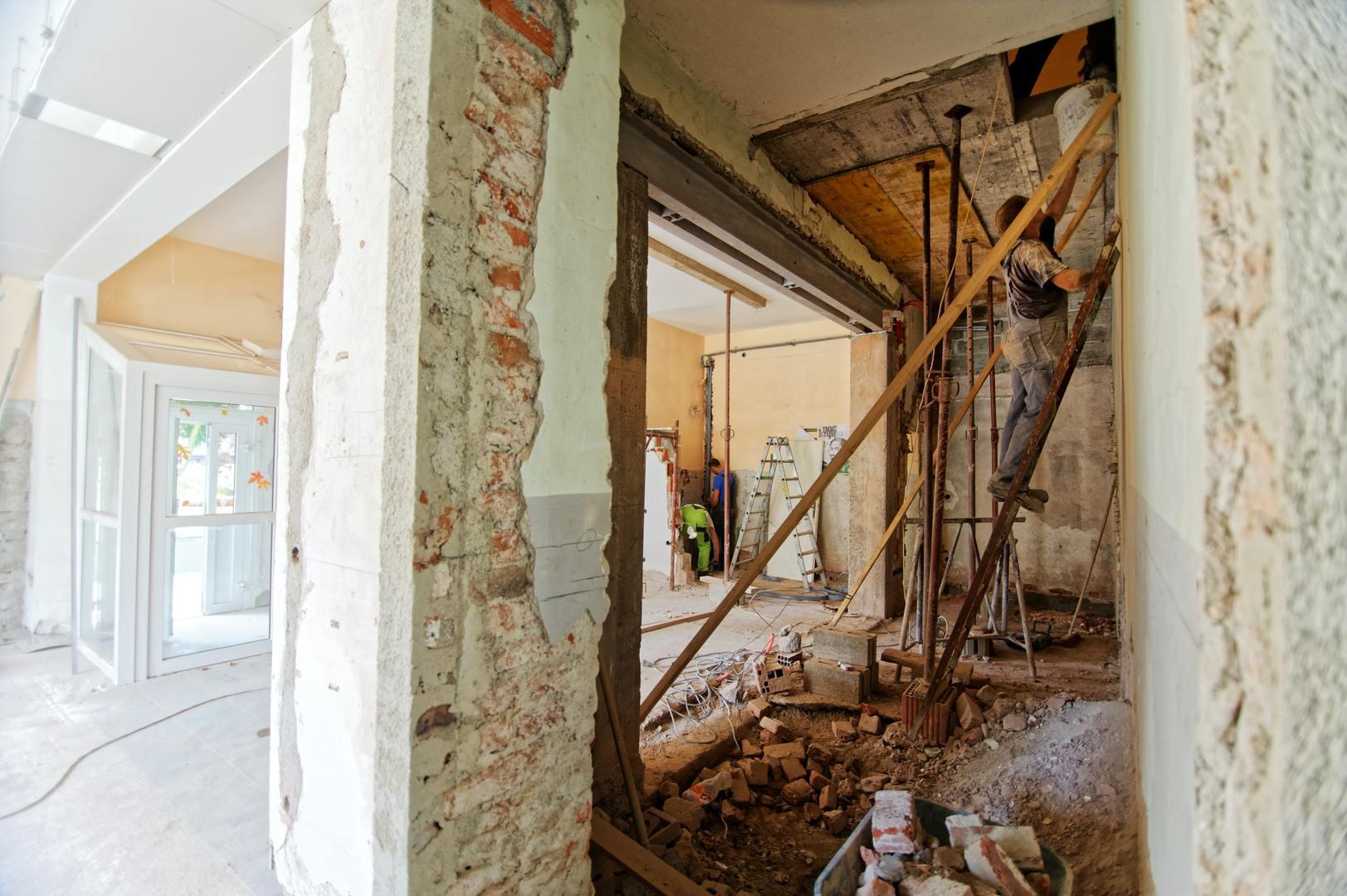 Voor welke renovatiewerken hebt u een vergunning nodig?